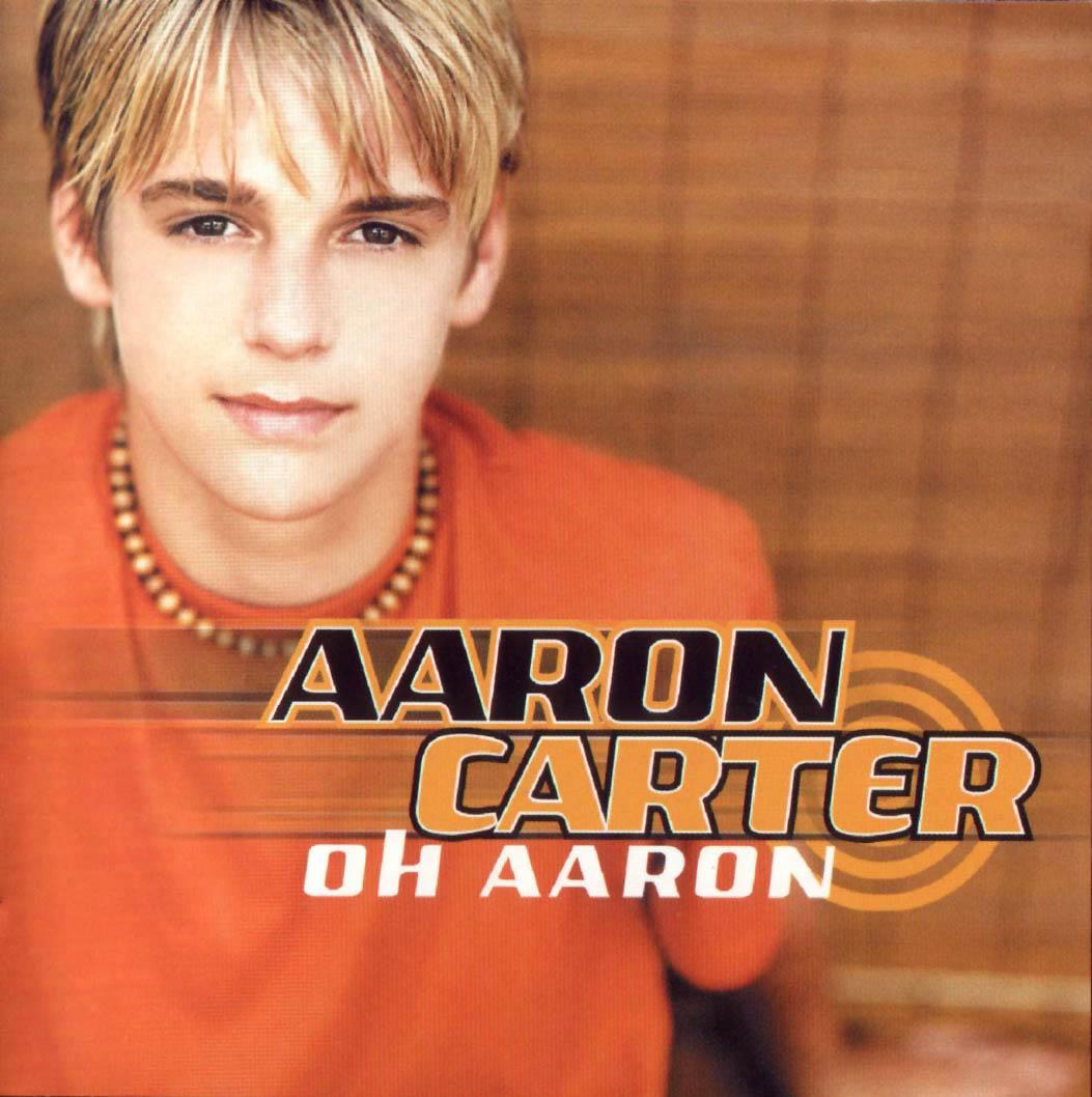 Aaron Carter oh Aaron Aaron Carter Album oh Aaron