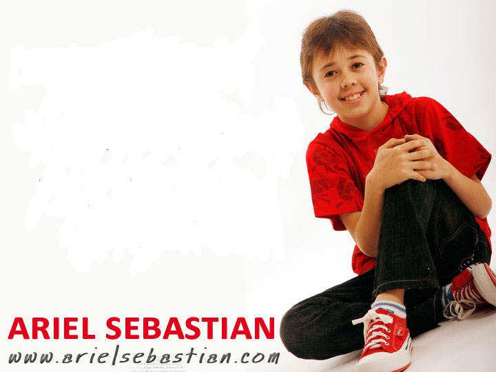 photos of ariel sebastian kids music
