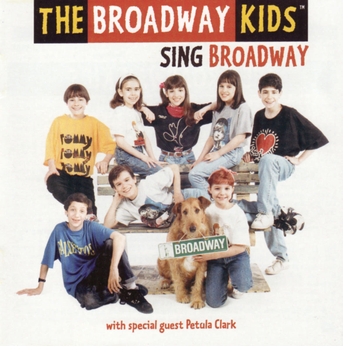 Photos of the broadway kids sing broadway kids 39 music for The broadway