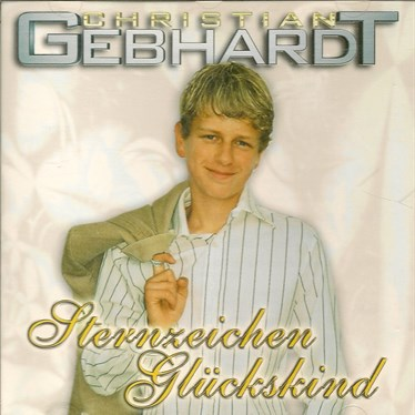 christian gebhardt album sternzeichen gl ckskind kids 39 music. Black Bedroom Furniture Sets. Home Design Ideas