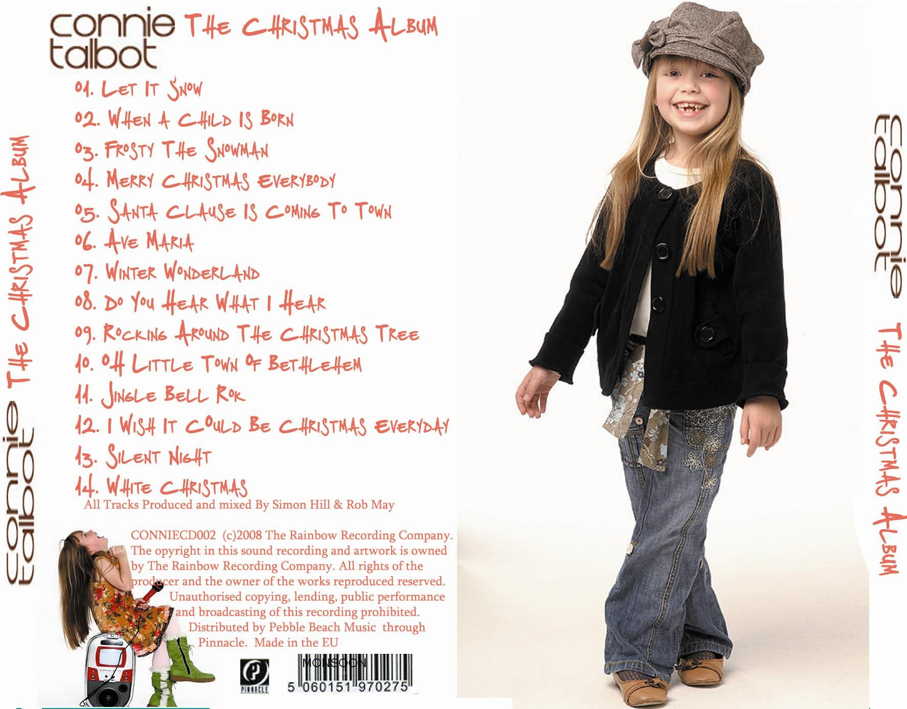 Connie Talbot s Christmas Album Album