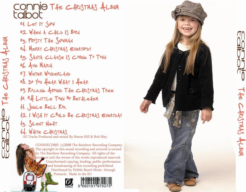 Connie Talbot - album Connie Talbot\'s Christmas Album @ kids\'music