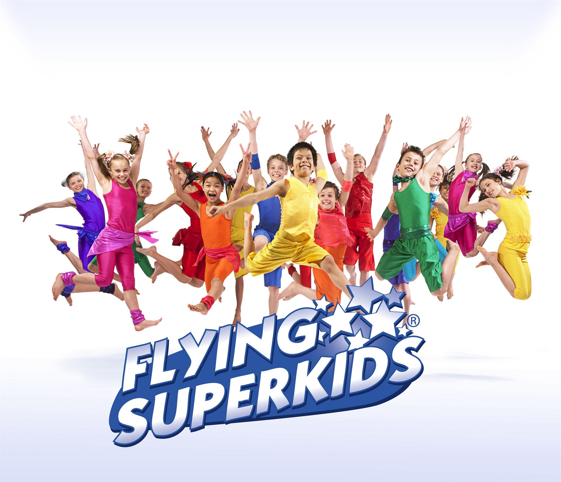 Flying Superkids @ kids\'music