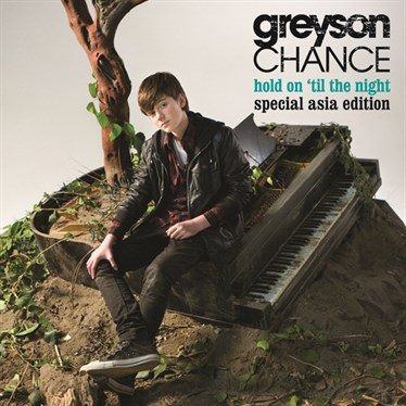 Greyson Chance - Hold On 'Til The Night Lyrics | MetroLyrics