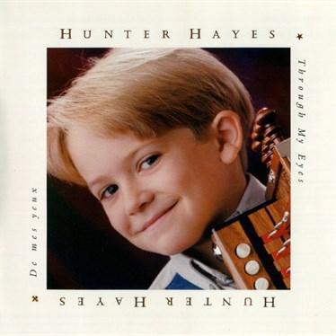hunter hayes album through my eyes kidsmusic