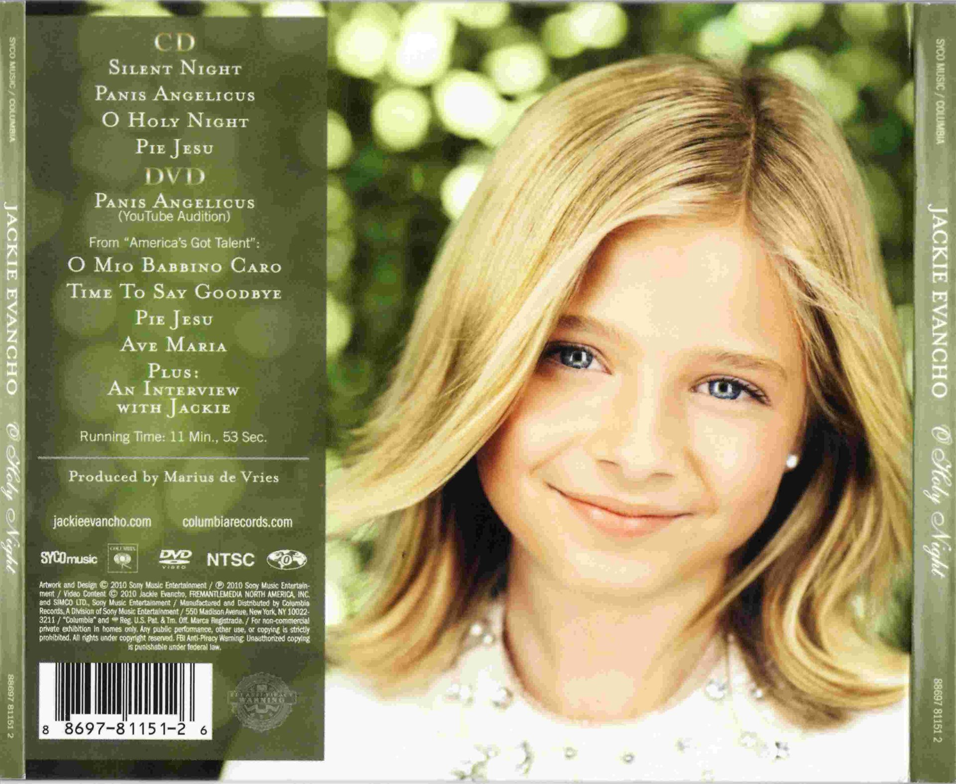 ... Jackie Evancho-O Holy Night ... - jackie-evancho-o-holy-night-d224b2a0-c8ea-498c-91f9-43392d2bb8bd