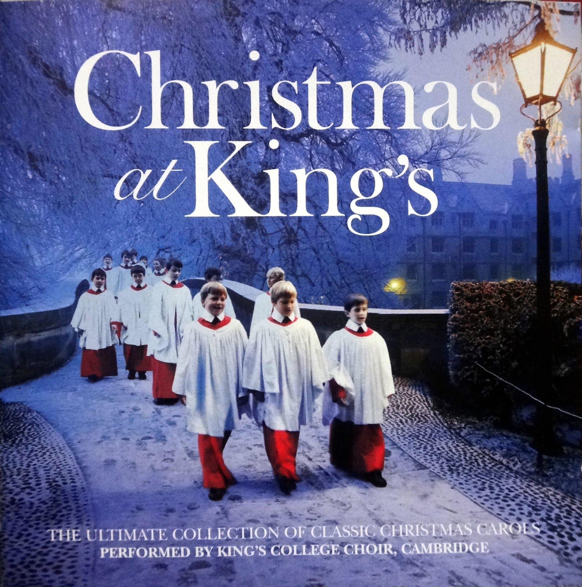 King\'s College Choir - album Christmas at King\'s-2 @ kids\'music