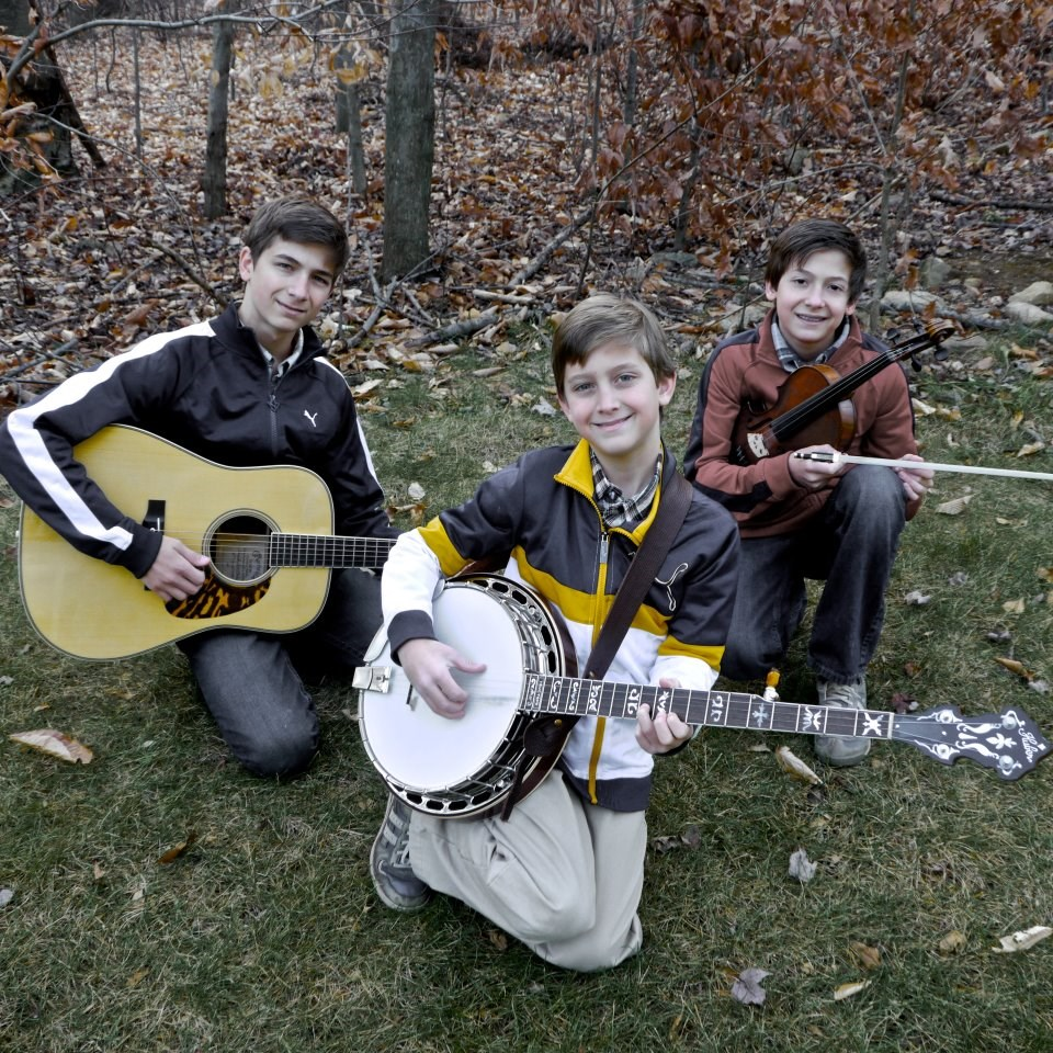Sleepy Man Banjo Boys Kids39music